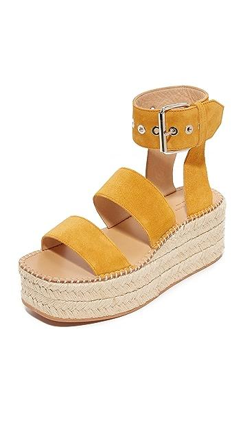 09c316cc4da3 Rag   Bone Tara Platform Sandals ...