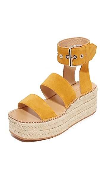 8481dfc0e2fd Rag   Bone Tara Platform Sandals ...