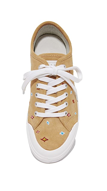 Rag & Bone Standard Issue Lace Up Sneakers