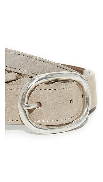 Rag & Bone Calla Braided Belt