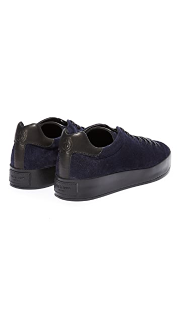 Rag & Bone RB1 Suede Sneakers