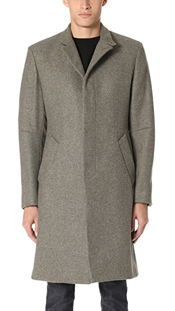 Rag & Bone Stock Topcoat