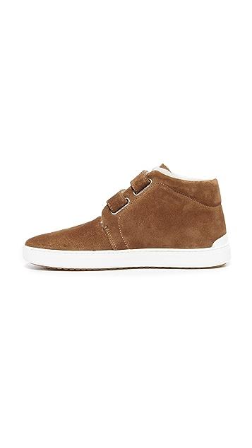 Rag & Bone Kent Desert Shearling Sneakers