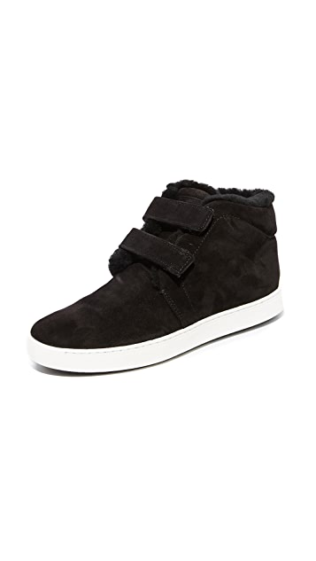 Outlet Looking For Rag and Bone Rag & Bone Desert Shearling Kent Sneakers Cheap Best Place W3qOx