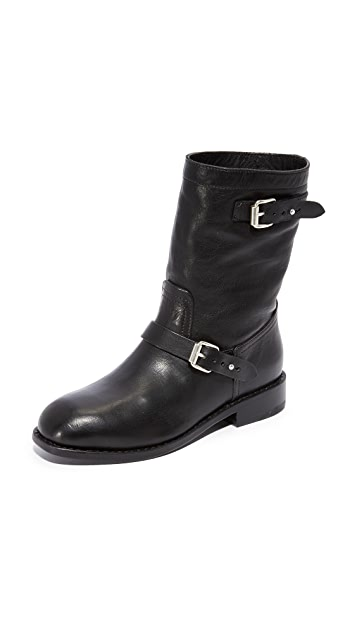 Rag & Bone Oliver II Leather Boots free shipping Cheapest cheap sale popular free shipping official pre order cheap price fashion Style cheap online WGJzHmH