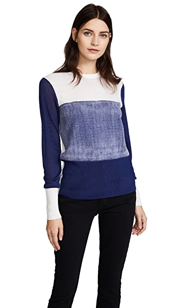 Rag & Bone Marissa Crew Neck Sweater