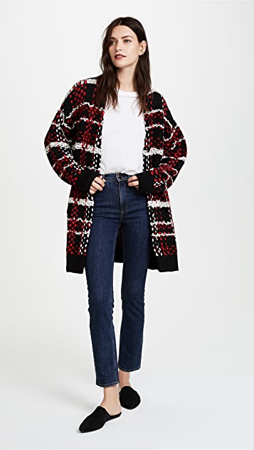 Rag & Bone Dawson Sweater Coat