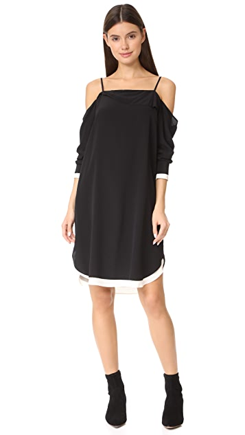 Rag & Bone Karley Long Sleeve Dress