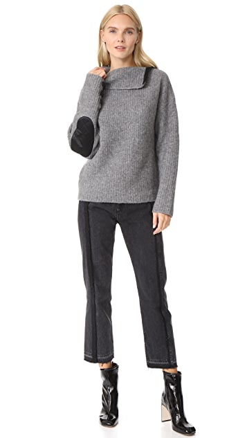 Rag & Bone Lyza Turtleneck Sweater