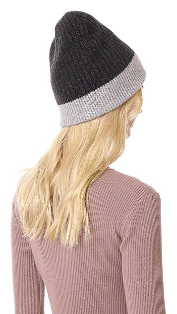 Rag & Bone Reversible Beanie Hat