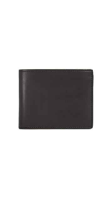 Rag & Bone Hampshire Billfold Wallet