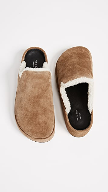 Rag & Bone Eisa Loafer Mules