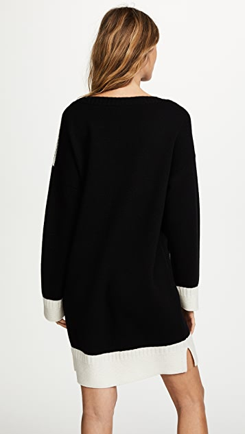 Rag & Bone Aubree Cashmere Sweater Dress