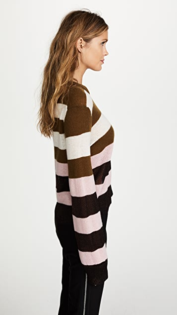Rag & Bone Annika Crew Neck Sweater