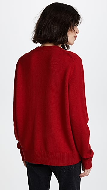 Rag & Bone Vicky Crew Neck Sweater