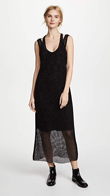 Rag & Bone Terry Tank Dress
