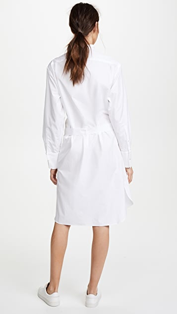 Rag & Bone Wrap Tux Dress