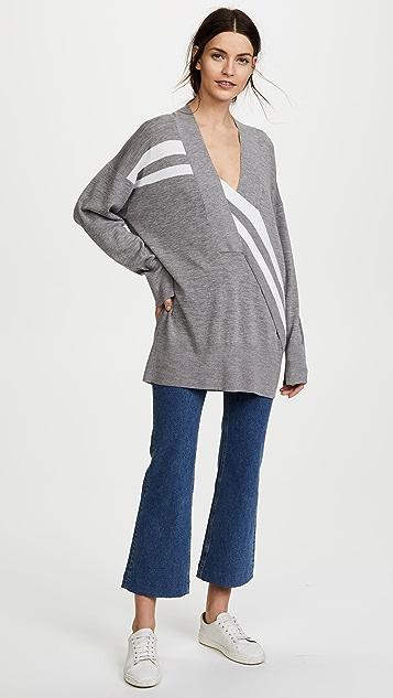 Rag & Bone Grace V Neck Sweater