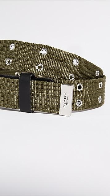 Rag & Bone 40mm Webbing Belt