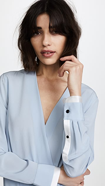 Rag & Bone Victor Blouse