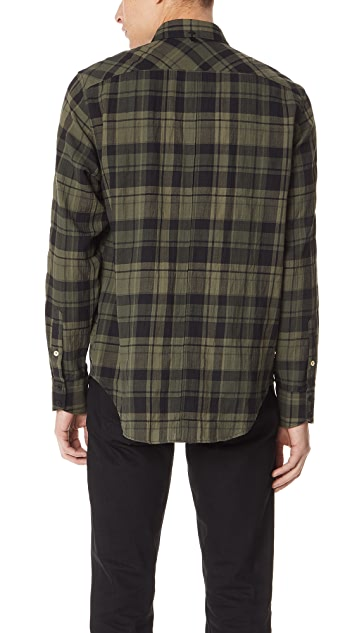Rag & Bone Fit 3 Base Shirt