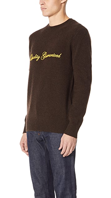 Rag & Bone Victor QG Crew Sweater