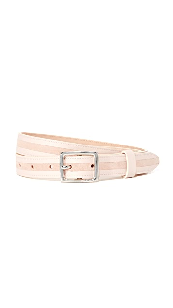 Rag & Bone Dylan Tricolor Belt