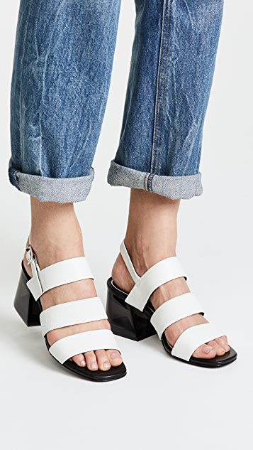 Rag & Bone Reese sandals low shipping discount finishline qXbB2tQo