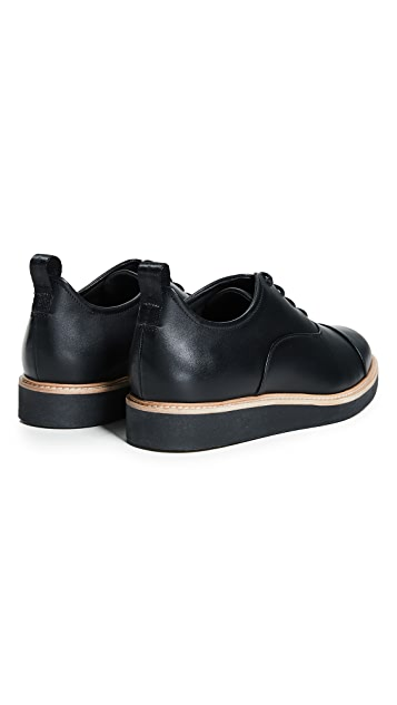 Rag & Bone Liam Cap Toe Oxford Shoes