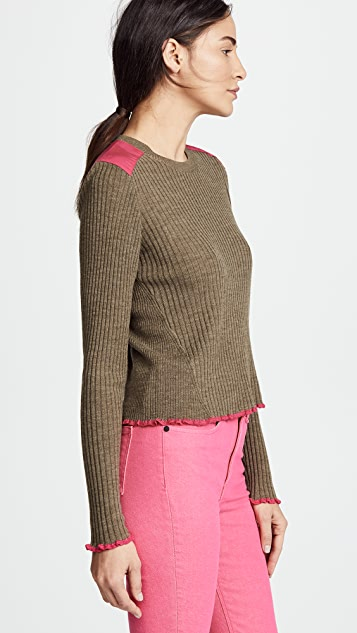 Rag & Bone Rowan Crew Sweater