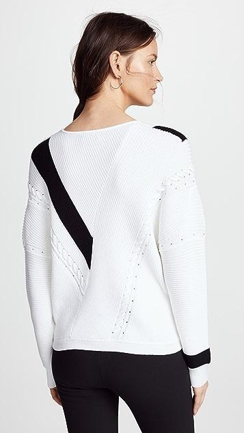 Rag & Bone Cricket V Neck Sweater