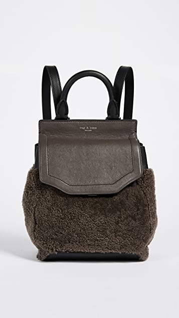 Rag & Bone Small Pilot Backpack II
