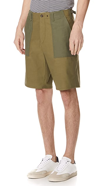 Rag & Bone Field Shorts