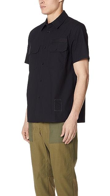 Rag & Bone Mechanic Shirt