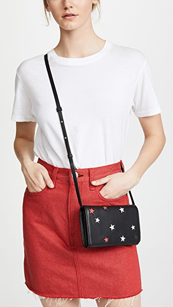 Rag & Bone Crossbody Wallet on a Chain