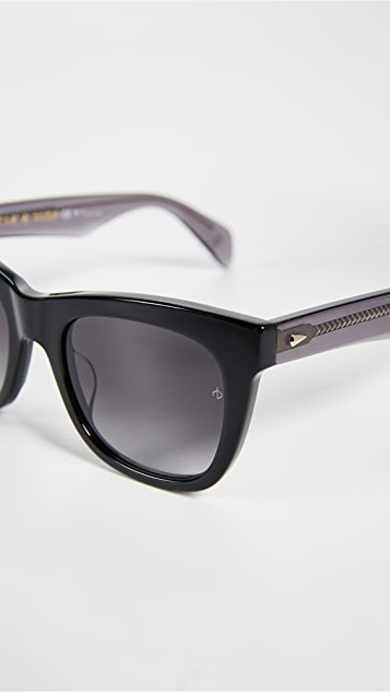 Rag & Bone Street Sunglasses