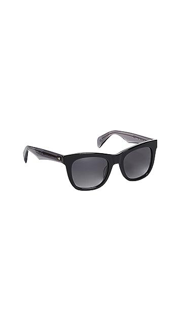 Rag & Bone Street Sunglasses