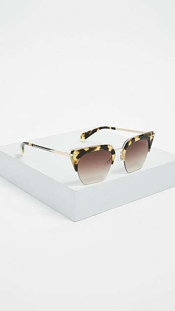 Rag & Bone Runway Cat Sunglasses