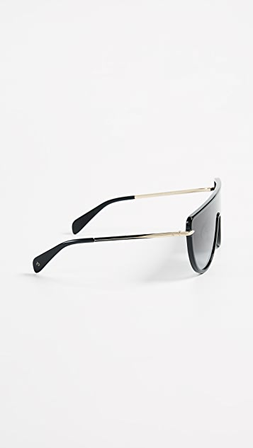 Rag & Bone Runway Shield Sunglasses
