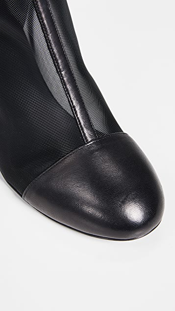 Rag & Bone Drea Mesh Boots