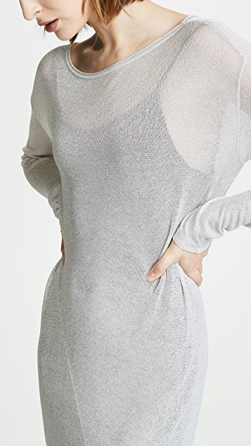 Rag & Bone Flora Sweater Dress
