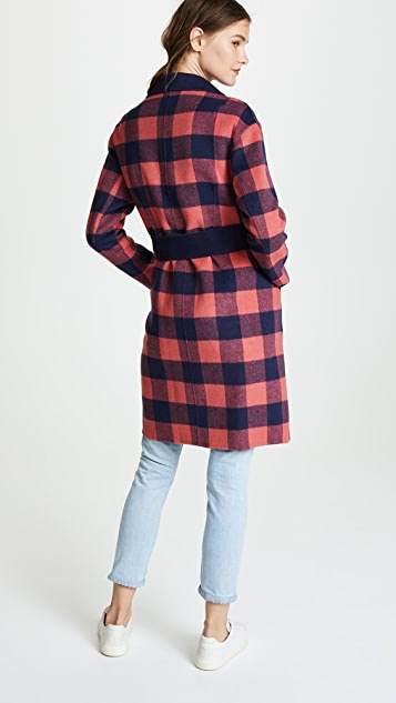 Rag & Bone Sven Reversible Coat