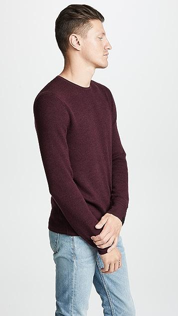 Rag & Bone Gregory Crew Neck Sweater