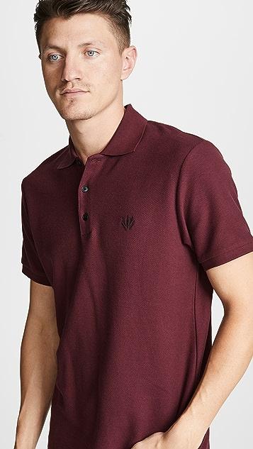 Rag & Bone Pique Polo Shirt