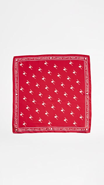 Rag & Bone Atlantic City Bandana