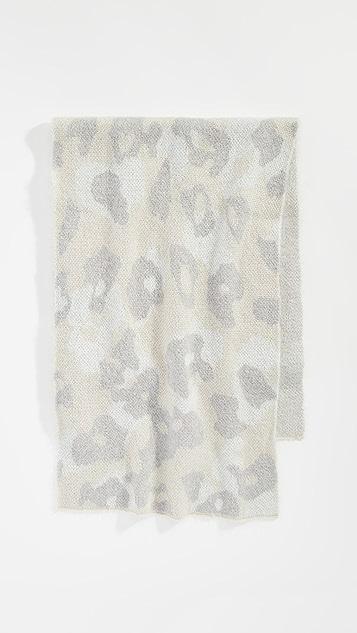 Rag & Bone Leopard Scarf
