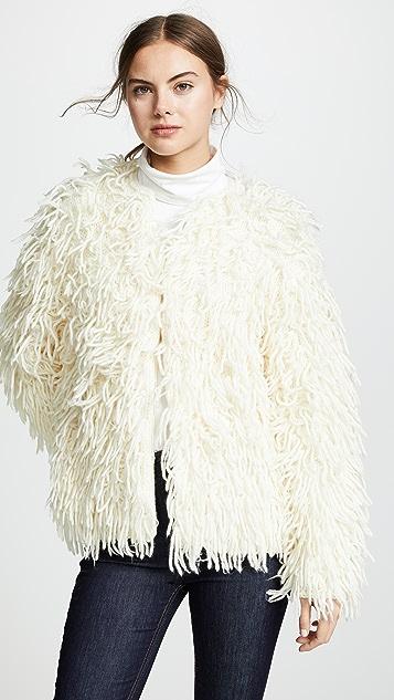 Rag & Bone Amber Sweater Coat