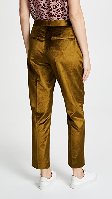 Rag & Bone Poppy Velvet Pants