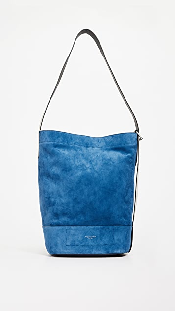 Rag & Bone Walker Sling Convertible Tote - Blue
