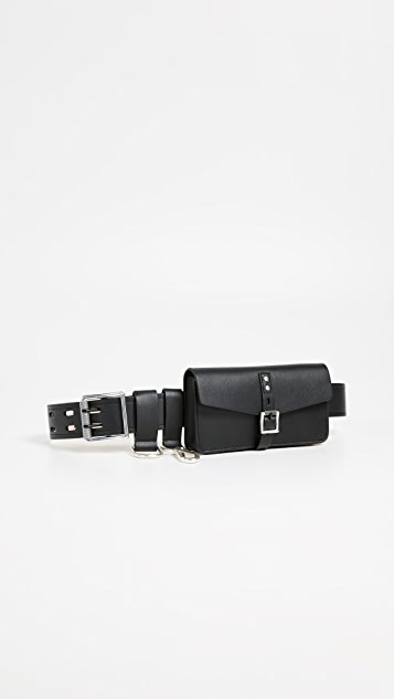 Rag & Bone S/M Dwight Belt Bag